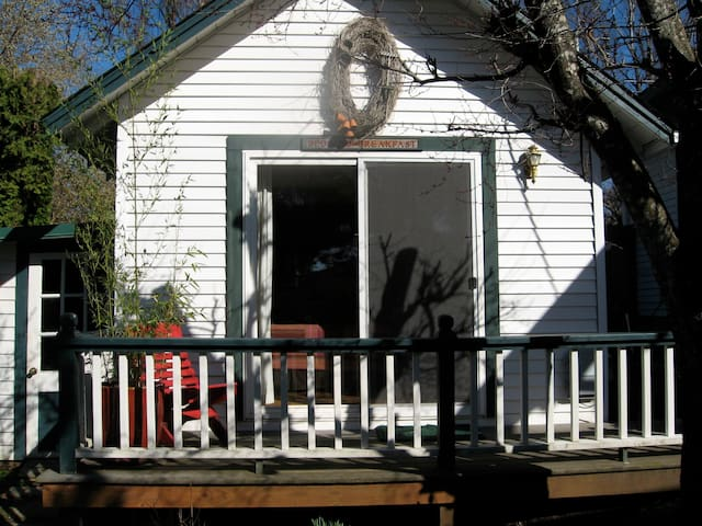 Garden Cottage in Wine Country - McMinnville - Ház