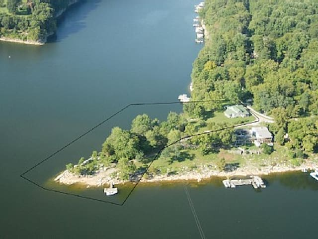 Haddix Point Hideaway - Lake Access - Harrodsburg - Casa