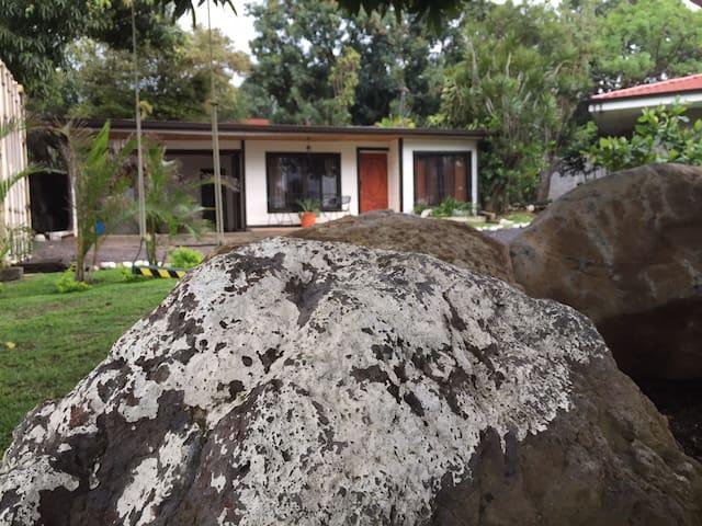 Typical House Santa Ana