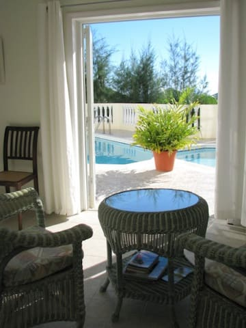 CHARMING AND SPACIOUS TOO - Philipsburg