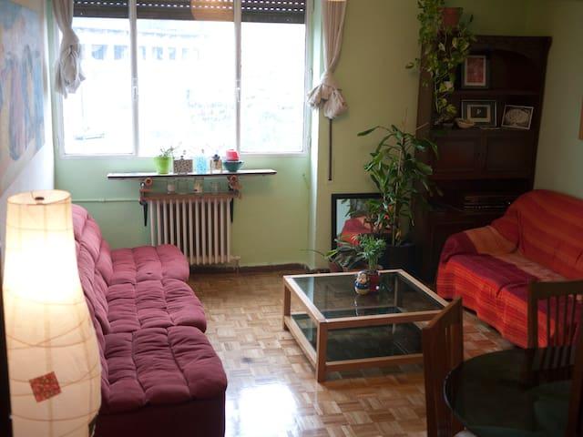 Habitación en Madrid Rio - Madrid - Appartement