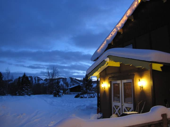 Powder Hound Lodge, sleeps 18