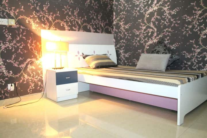 Just Inn Gulshan Single room in an apartment