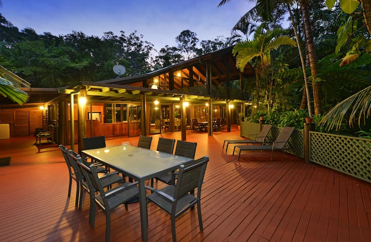 Wait A While Daintree - Cow Bay - บ้าน