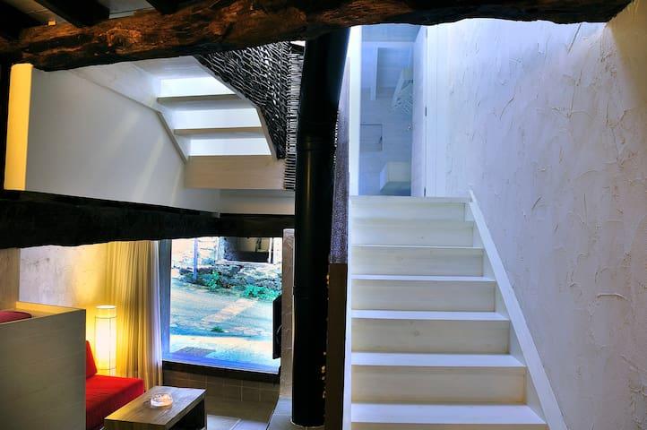 Cozy rural apt. Asturias. BENAKI 3 - Sobrescobio - Dom