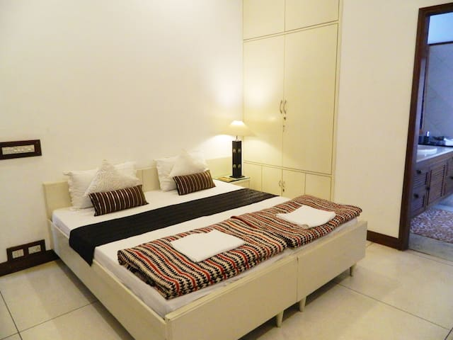 'Purity' Room at Aurograce Homestay in Amritsar!