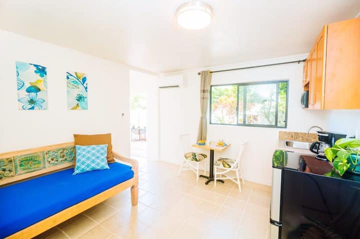 Newly renovated 1 B close to Waikiki beach