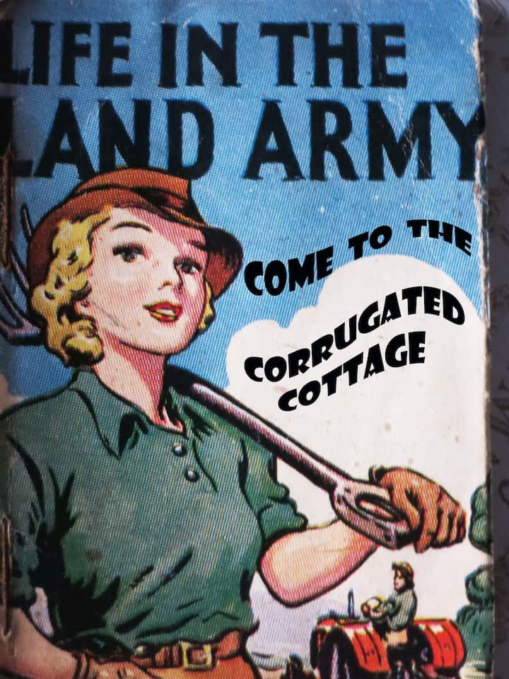 The Corrugated Cottage  WWII