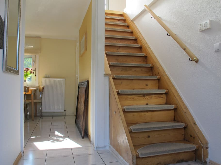 7) Staircase