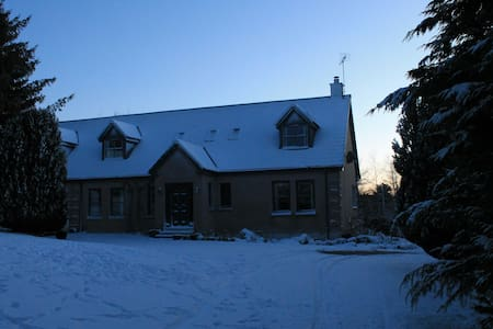 Burnroy House-boutique B&B in Speyside-double room - Archiestown - Bed & Breakfast