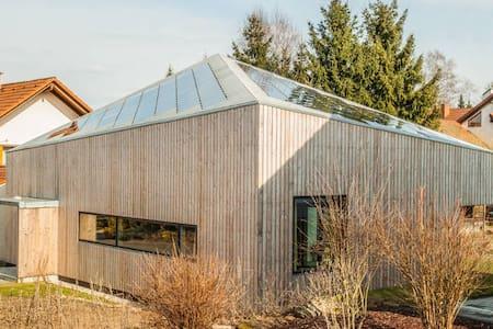 Designerhaus mit Whirlpool & Sauna - Talo