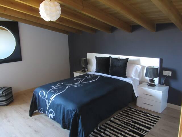 Casa y naturaleza en la ciudad termal de Ourense