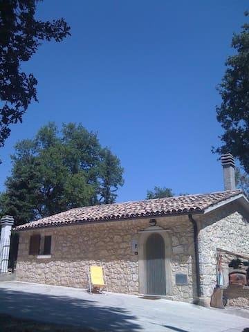 Maisonnette près de la Majella - Roccamorice - Haus