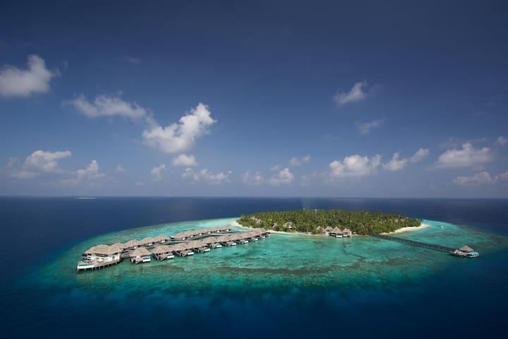 KONOTTA ISLAND DELUXE BEACH VILLA PRIVATE POOL