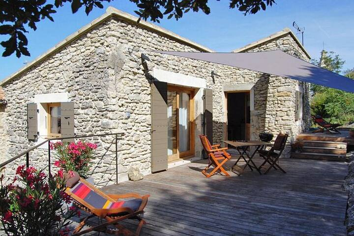 4 star holiday home in Le Pègue