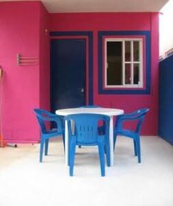 Casa Rosa- Chan-Chemuyil - Chemuyil - House - 1