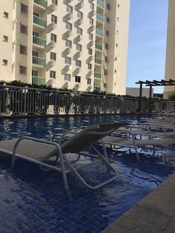 Cool apartment in Rio de Janeiro - Río de Janeiro - Apartamento