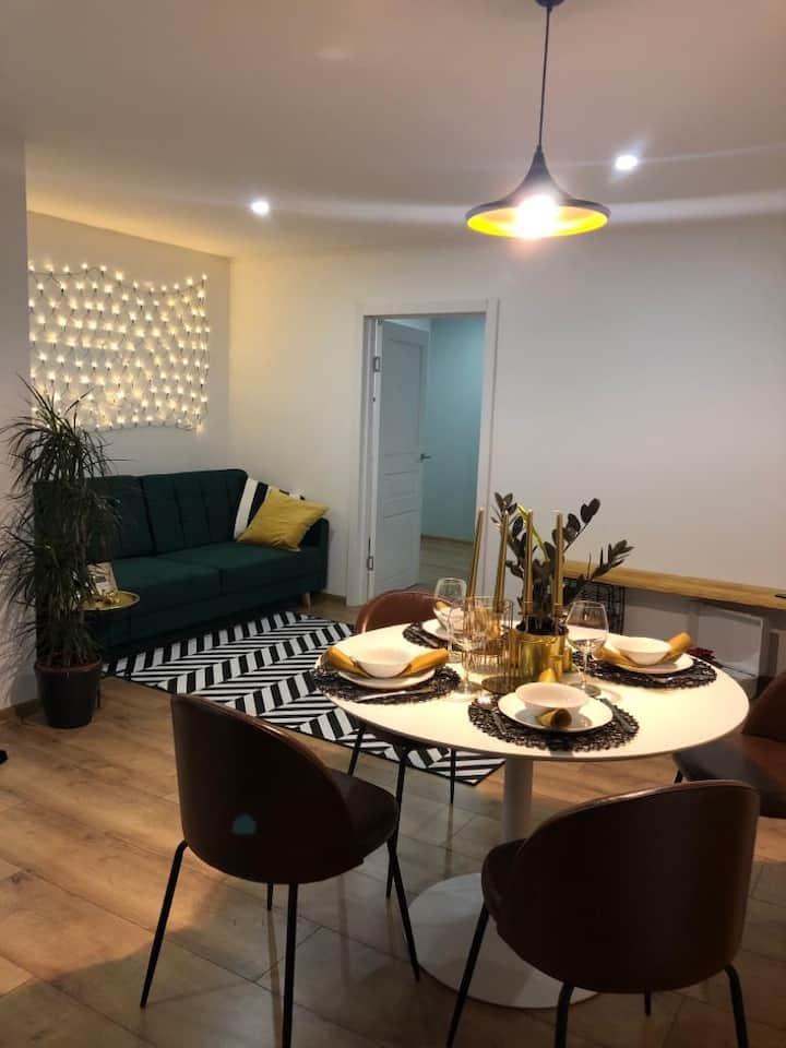 Cozy apartment in Sigulda!