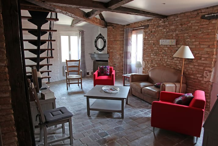 In the heart of the city of albi with parking - Albi - Apartamento