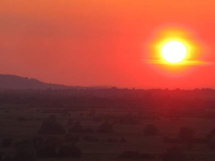 Glastonbury, amazing panoramic views and sunsets