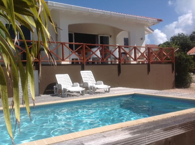 Villa with private pool - Willemstad - วิลล่า