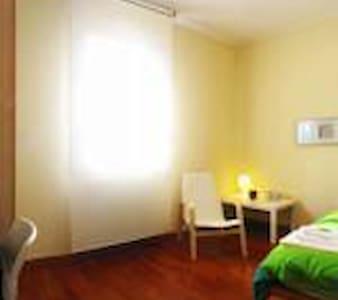 camera singola ideale e comoda - Ponzano - Гестхаус