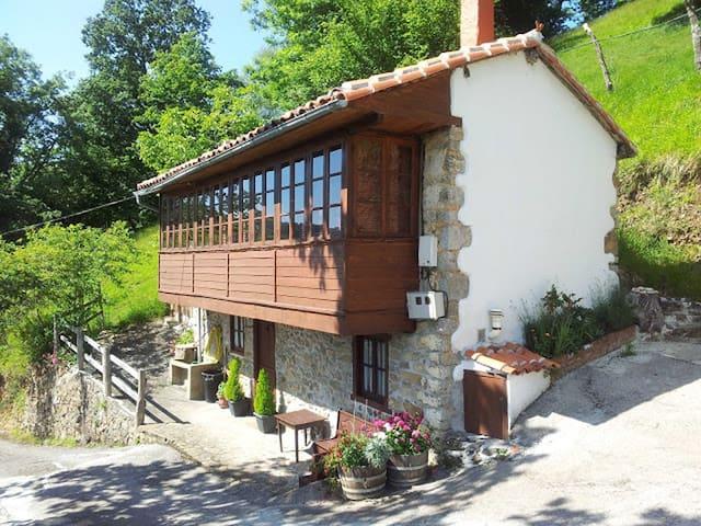 Casa Rural en la montaña, El Corquieu de la Cava