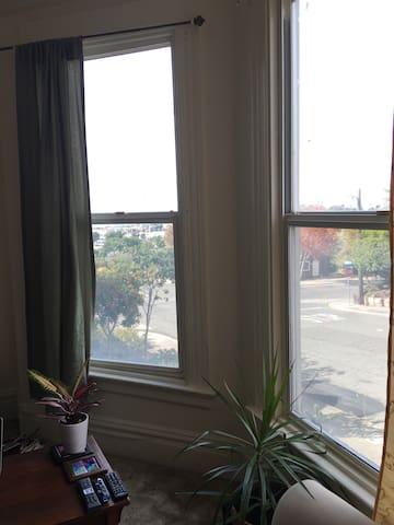 Victorian Apt Marina View Vallejo/Napa/SF - Vallejo - Appartement