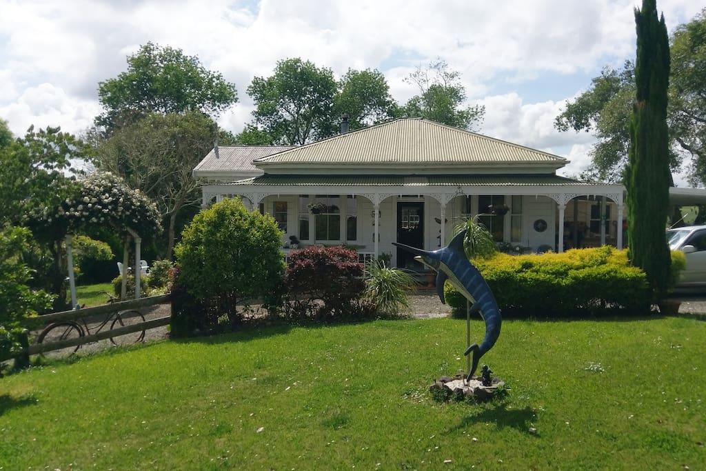 Moewaka villa