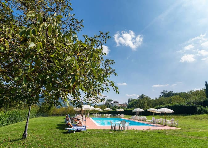 Apartment in Agriturismo in Tuscany near Florence