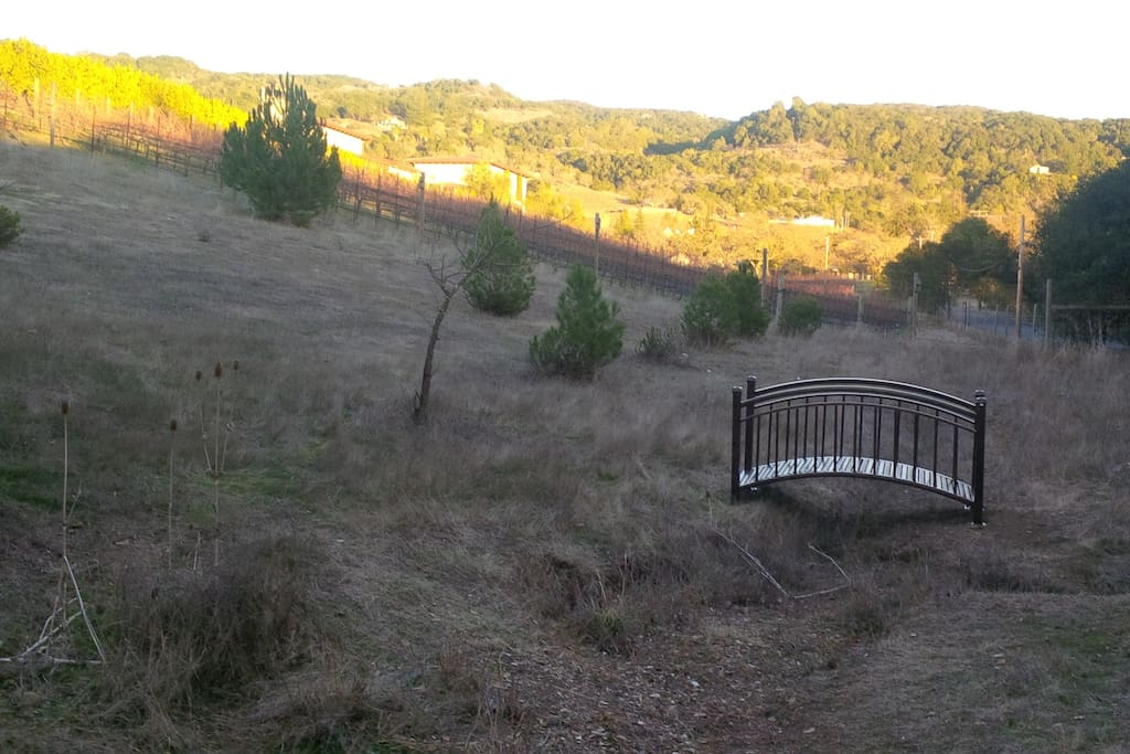 Sweeping views at sunset and sunrise