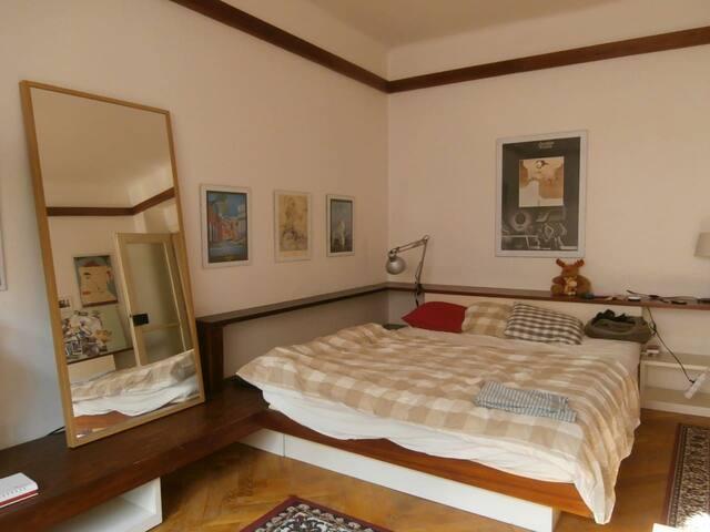 Flat in Prague, guest room 30m2, Prague