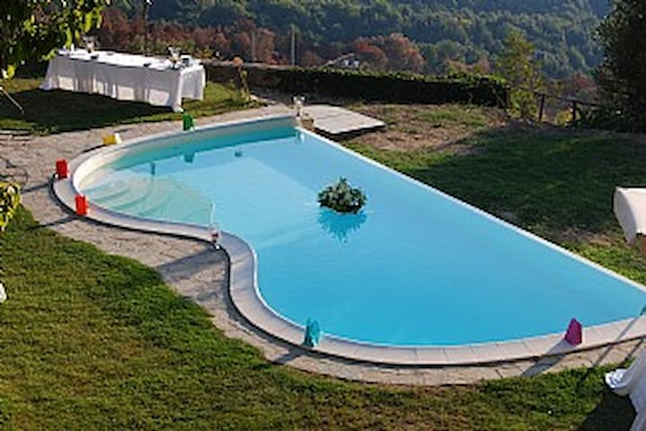 Ancient villa, private pool & relax - Mercato Cilento - 別荘