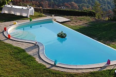 Ancient villa, private pool & relax - Huvila