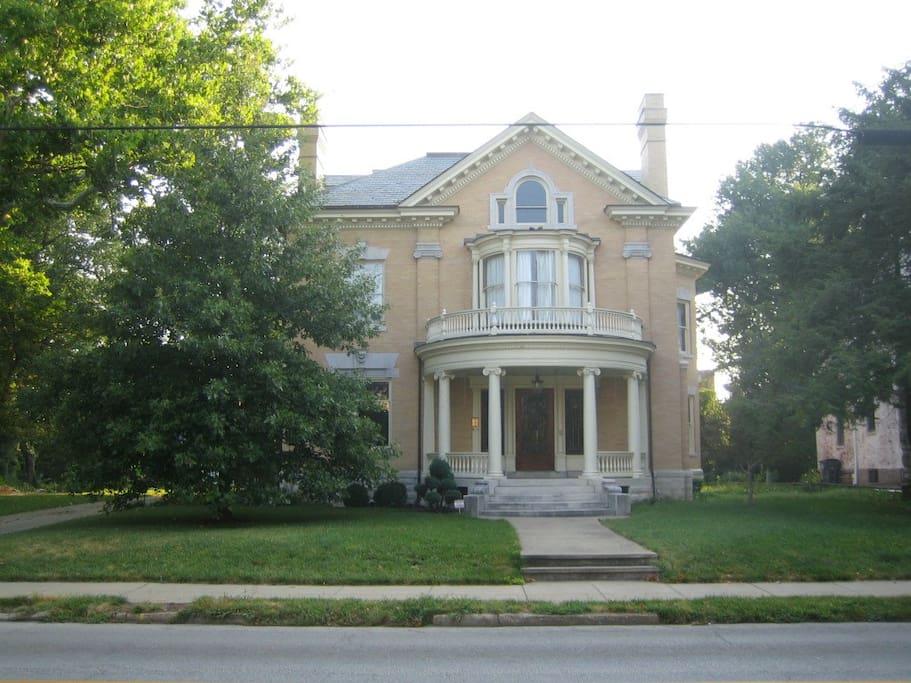 gorgeous downtown lexington mansion houses for rent in lexington kentucky united states