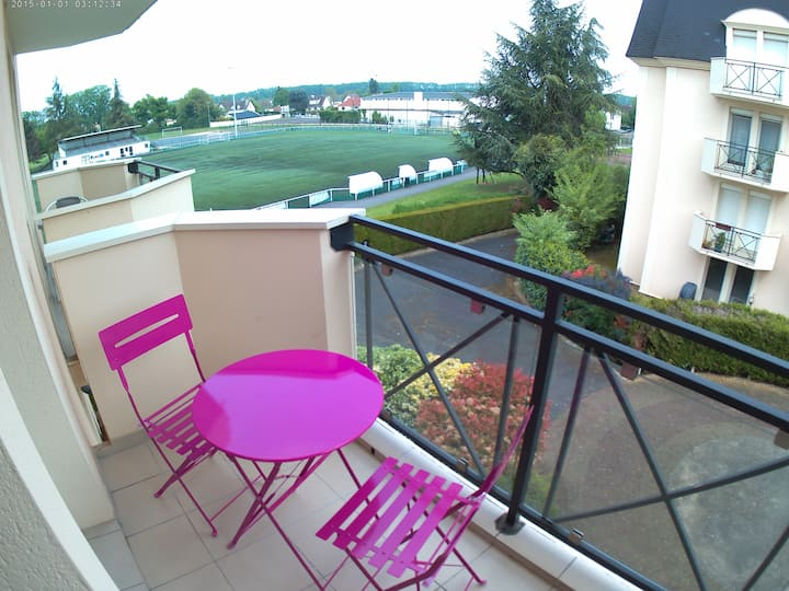Appartement, T2 entre Disney et Paris