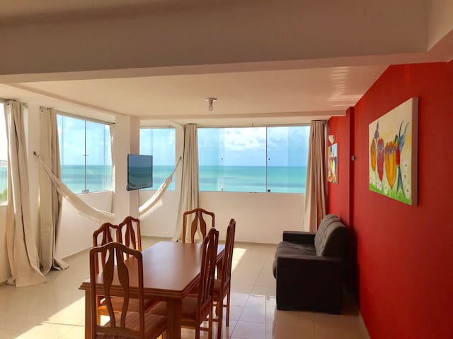 New Apartment with spectacular sea view