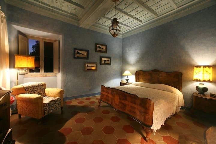 Appartamento d'epoca 6 posti letto a Villa Lais - Sipicciano - Lägenhet