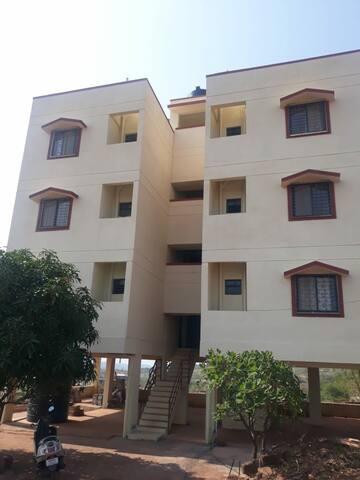 Anandvan homes