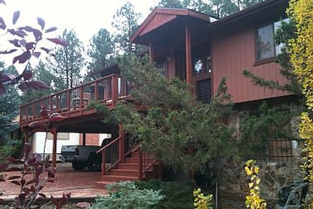 Quadmanor Vacation Rental - Munds Park