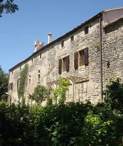 Chambre de charme, site d'exception - Le Clapier - House