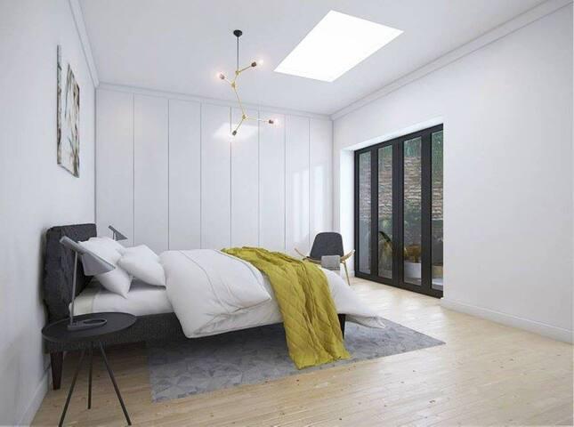 3 bedroom flat close to transport - London - Lägenhet