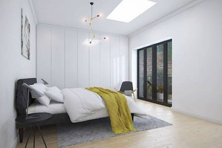 3 bedroom flat close to transport - London - Wohnung