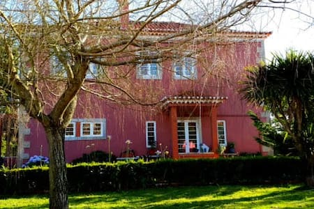 Quinta De Santo António - Vale De Lobos - Almargem do Bispo - วิลล่า