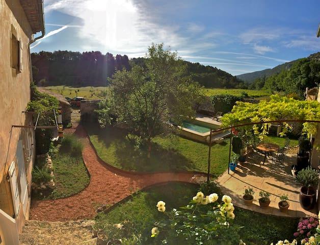 La 'maison d'amis' d'un beau mas provençal