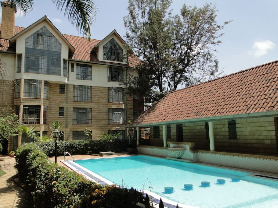 Emerald Park Penthouse Double Suite Queen Size Flats For Rent In Nairobi Nairobi County