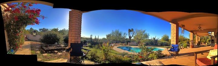 Scottsdale Relaxing Desert Oasis