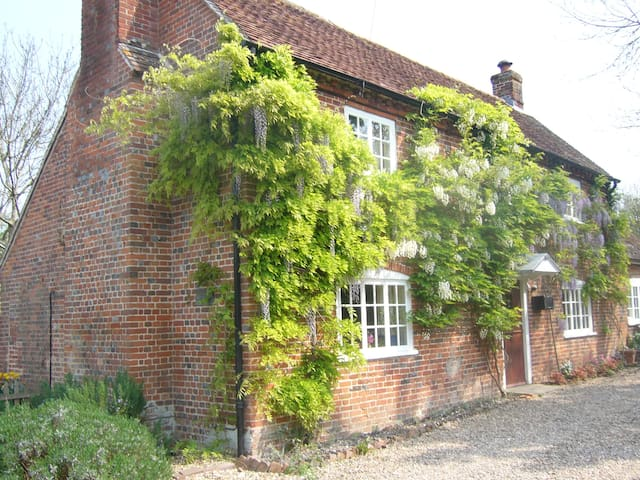 The Garden Loft at Wisteria Cottage - Hampshire - Loft