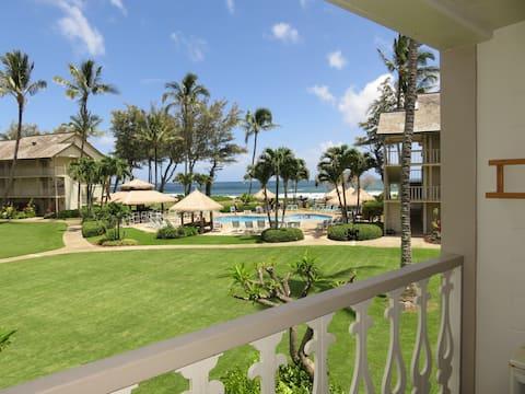 Kauai Ocean View Condo #239