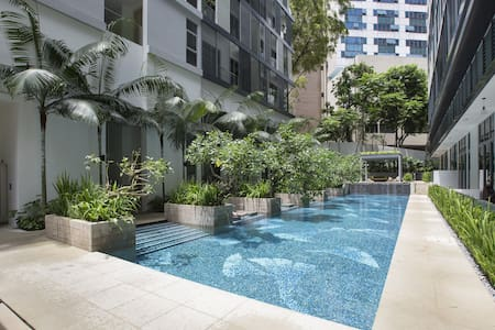 2br 4-6pax in Orchard 5 min to MRT - Singapur